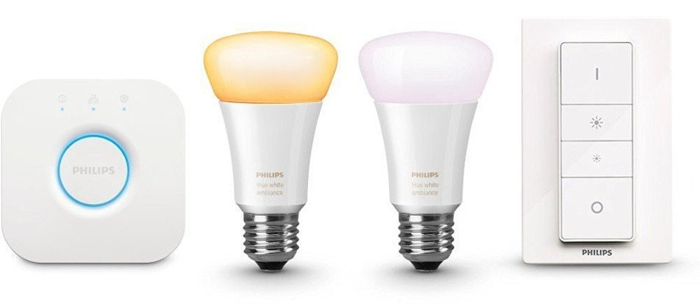 Bombillas inteligentes Philips Hue